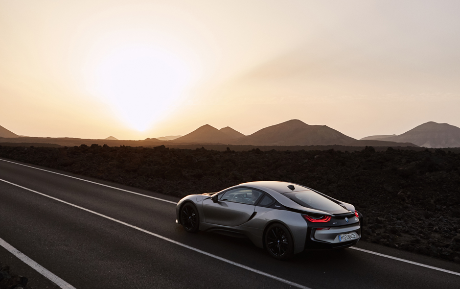 The New Bmw I8 Coupe In Brief