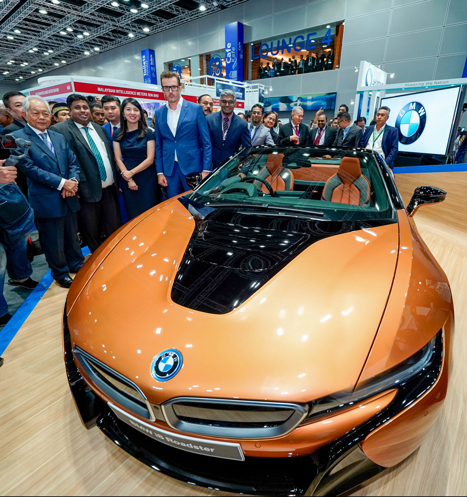Bmw I8 Roadster: BMW Group Malaysia Introduces The First-Ever BMW I8 Roadster