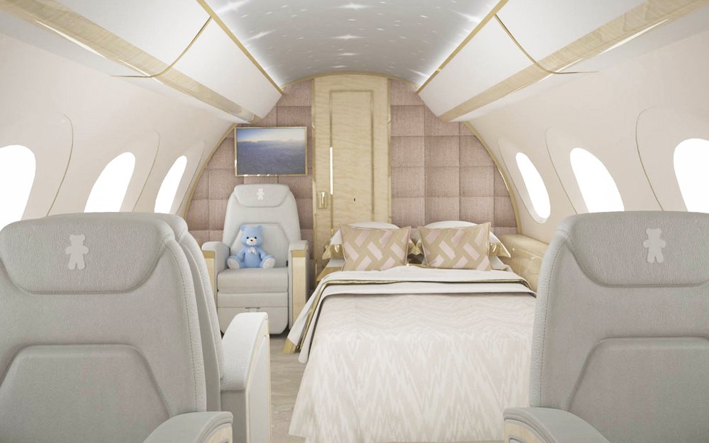 2-Nursery-Jet-G650-Bed-Section-Cover