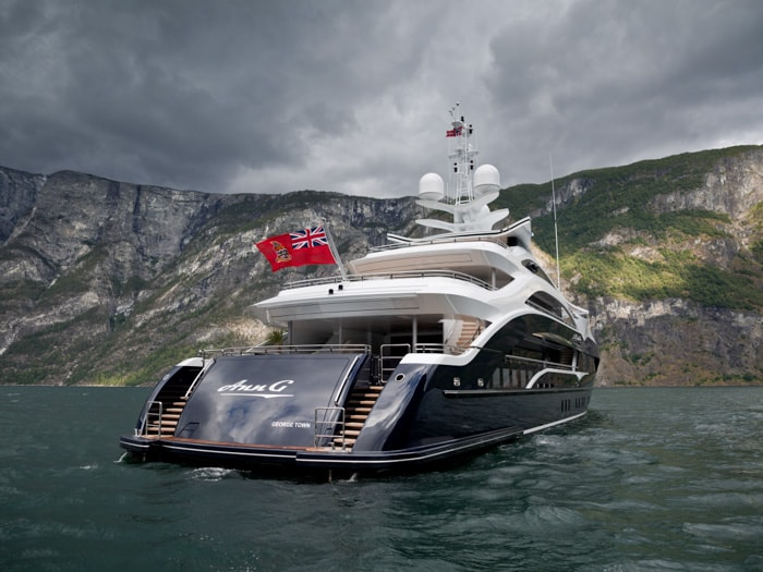 The Beauty Of Heesen Ann G